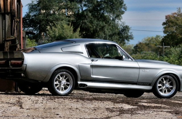 1967 Ford Mustang Gt500 Wallpapers Freshwallpapers Shelby Wallpaper - Medium