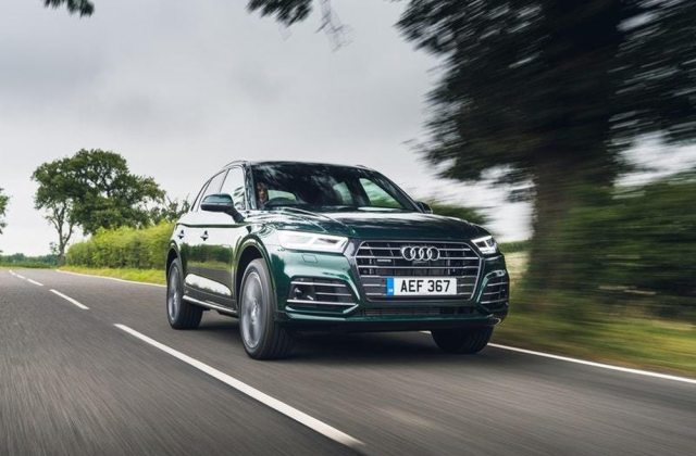 First Drive Audi S Q5 55 Tfsi E Is An Efficient Take On A Hybrid 2 0 Premium Emissions - Medium