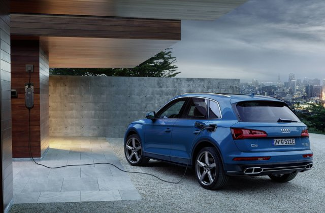 Audi Electrifies The Q5 Suv With New Plug In Hybrid Model 2 0 Premium Emissions - Medium
