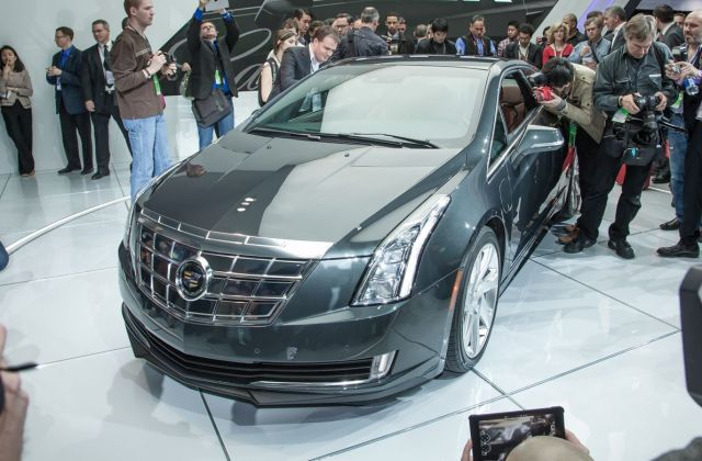 2014 Cadillac Elr Photos And Info 8211 News Car Review Driver - Medium