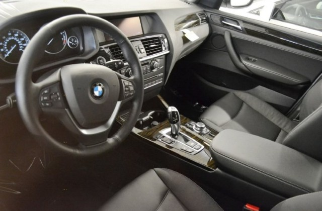 Black Interior 2013 Bmw X3 Xdrive 35i Photo 64090560 - Medium