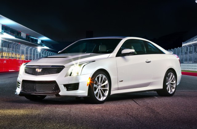 Cadillac Ats V Coupe 2016 Wallpapers And Hd Images Car Pixel - Medium