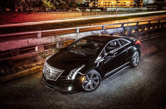 2014 Cadillac Elr Coupe Plug In Hybrid Tested 8211 Review Buy - Medium