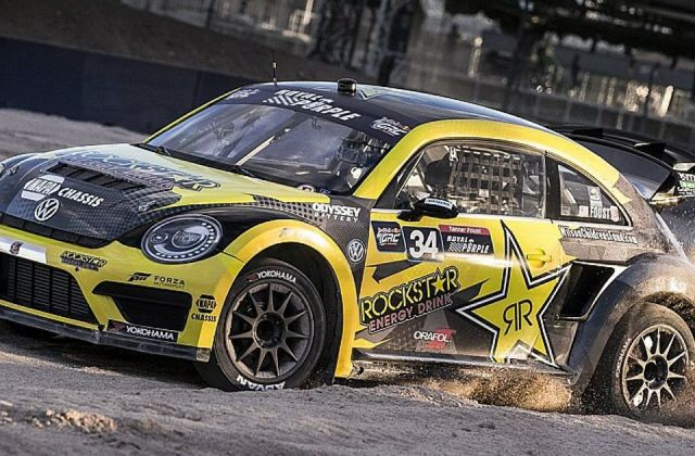 Rally Car Of The Day 72 Volkswagen Beetle Grc - Medium