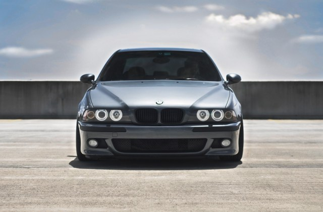 Bmw M5 E39 Hd Wallpaper Soft Wallpapers For Android - Medium