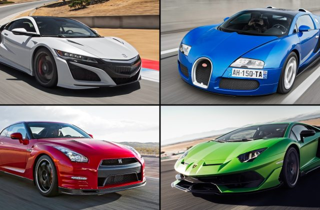 Top 10 Quickest Awd Sports Cars From 0 60 Mph Ever Tested By 2014 4 Wheel Drive - Medium
