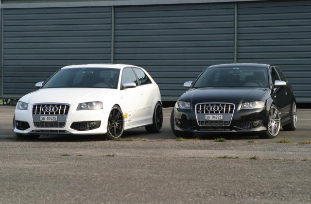audi s3 by o ct tuning pictures photos wallpapers top speed a4 avant wallpaper - medium