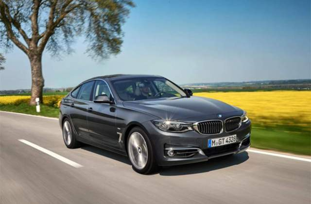 Bmw Launches 3 Series Gran Turismo Priced Rs 47 5 Lakh The - Medium