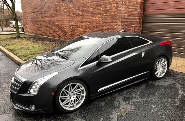 Cadillac Elr On 20 Ace Alloy Driven Wheels W Buy - Medium