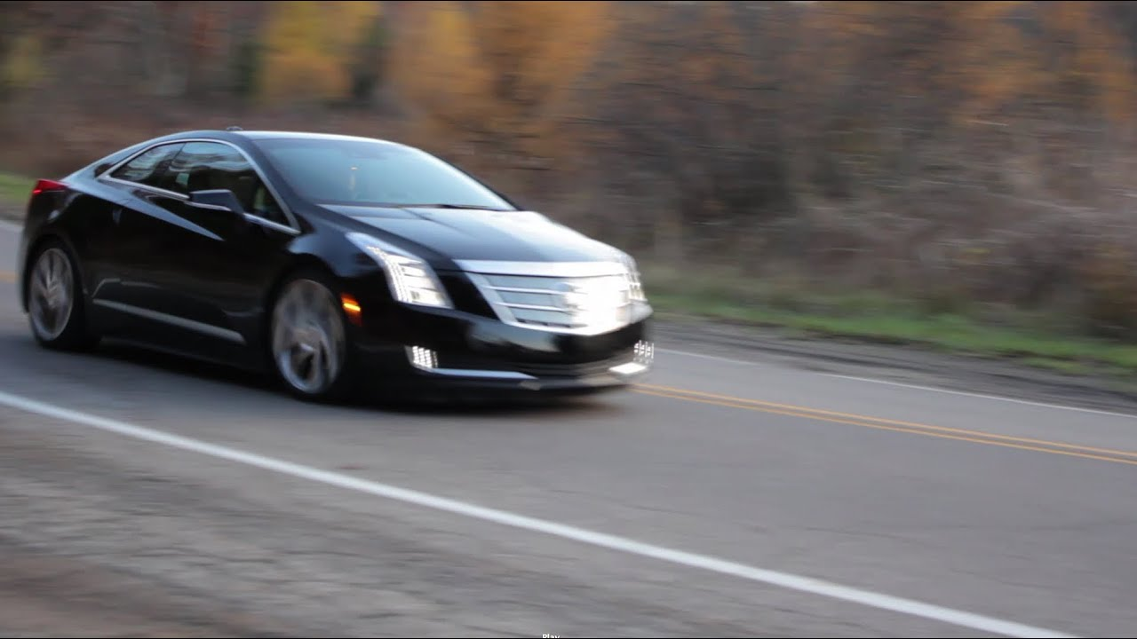 2014 Cadillac Elr Road Test Review Car And Driver - Medium