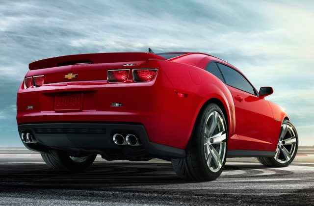 first 2012 chevrolet camaro zl1 sells at auction for 250 000 - medium