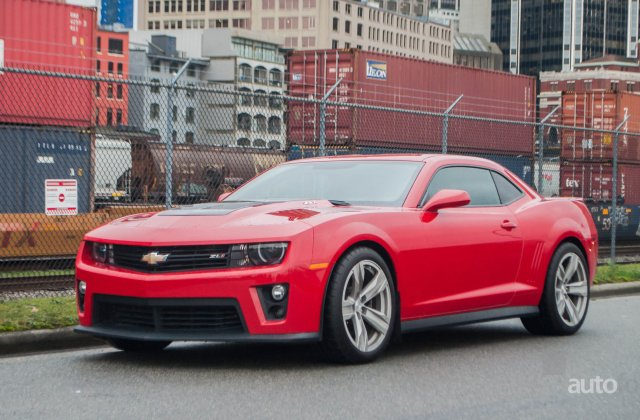 2012 chevrolet camaro zl1 autoform - medium