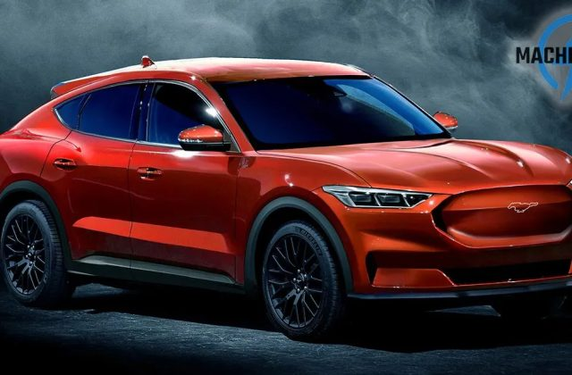 Check Out These Ford Mustang Inspired Electric Suv Renders - Medium