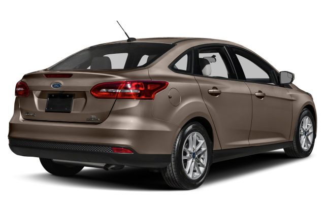 New 2018 Ford Focus Price Photos Reviews Safety Photo Of - Medium