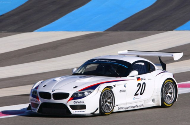 Bmw Z4 Gte 2013 Widescreen Exotic Car Image 04 Of 18 Gt3 Wallpaper Hd - Medium