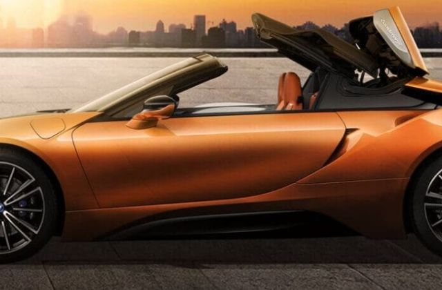 2019 bmw i8 overview sport hybrid features and highlights safety - medium