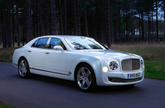 2012 Bentley Mulsanne Wallpapers Vehicles Hq Mulliner Wallpaper - Medium