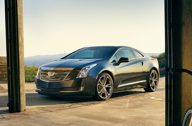 Cadillac Ends Elr Production Pics - Medium