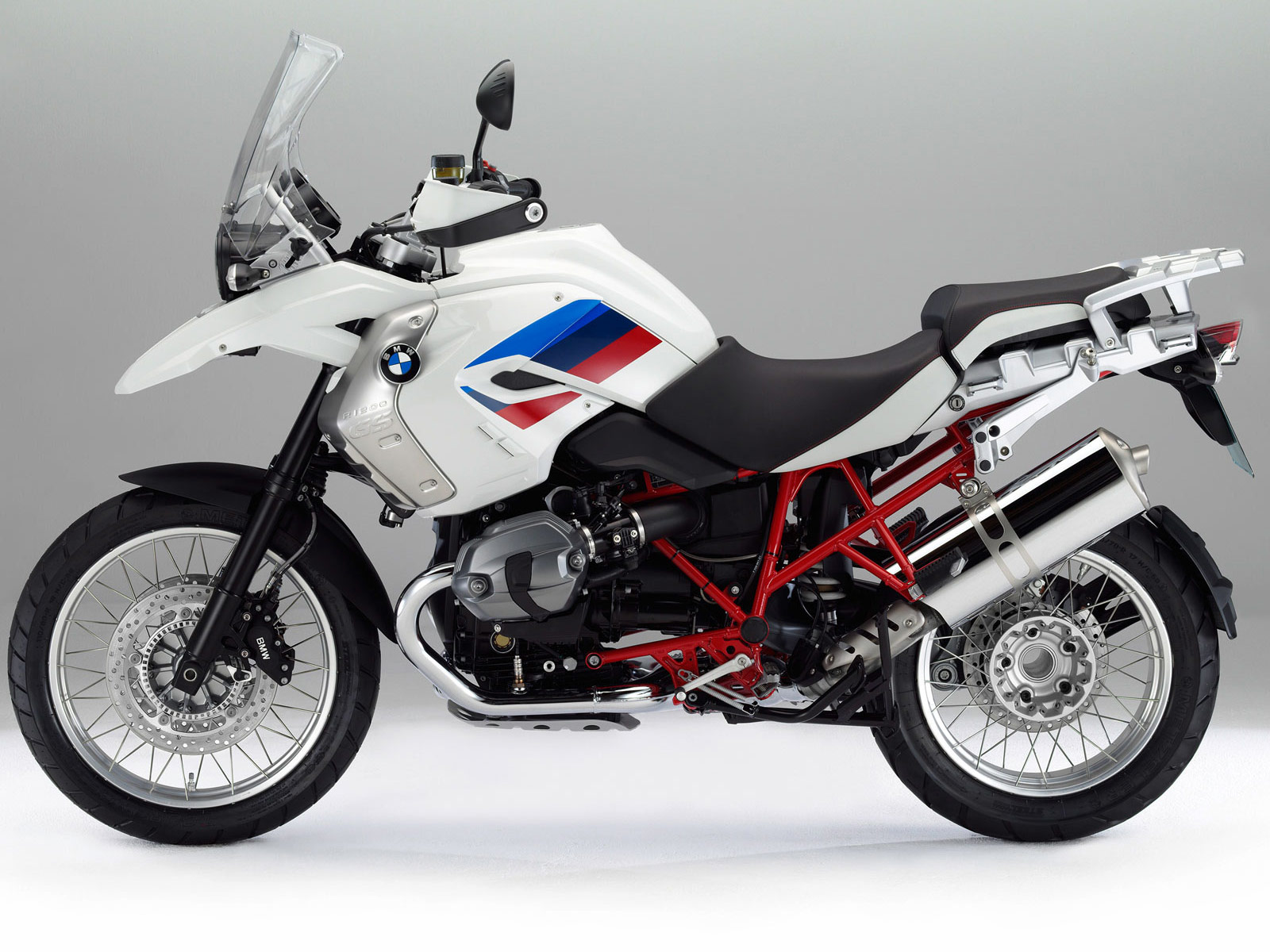 2012 Bmw R1200gs Rallye Special Edition 1 Series Editions - Medium