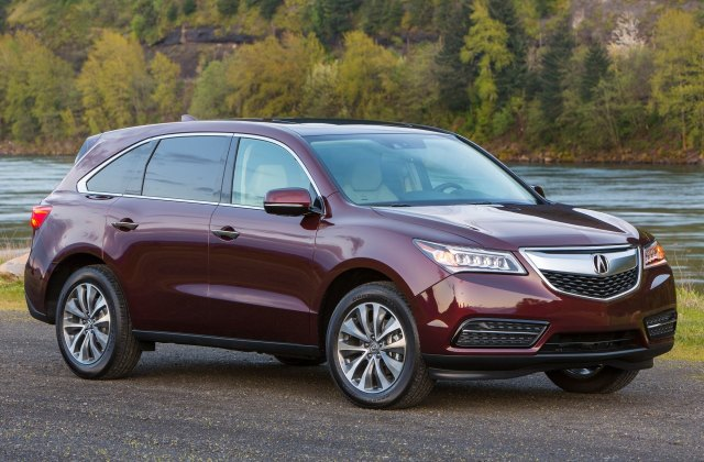 Used 2016 Acura Mdx For Sale Pricing Features Edmunds Seats - Medium
