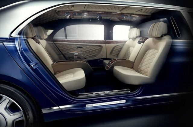 Bentley Mulsanne Grand Limousine By Mulliner Cars 2016 Wallpaper - Medium