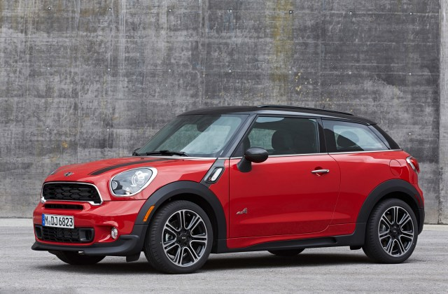 Mini Countryman And Paceman Updated For The Summer John Cooper Works - Medium