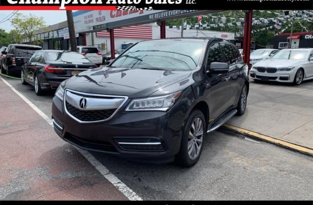 Open Road Acura Of East Brunswick Dealer Nj Springfield - Medium