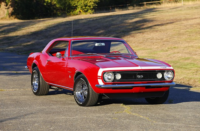 Chevrolet Camaro Ss Wallpapers Pictures Images Photos - Medium