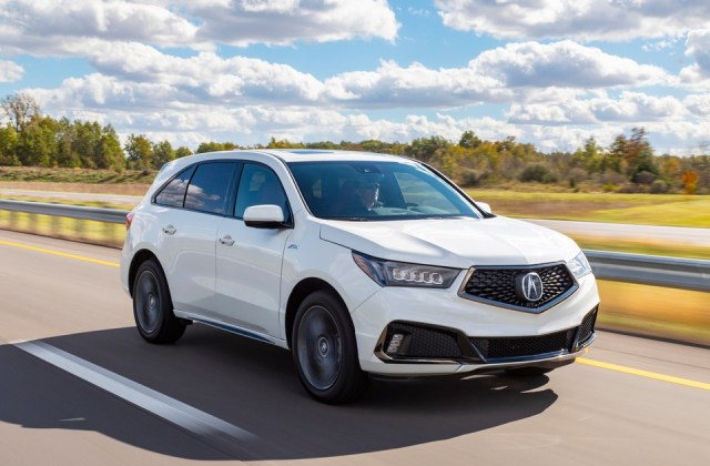 2020 Acura Mdx Prices Reviews And Pictures U S News All Wheel Drive - Medium