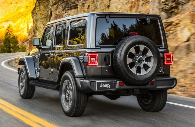 2018 Jeep Wrangler Unlimited Sahara Wallpapers And Hd Concept Volvo - medium
