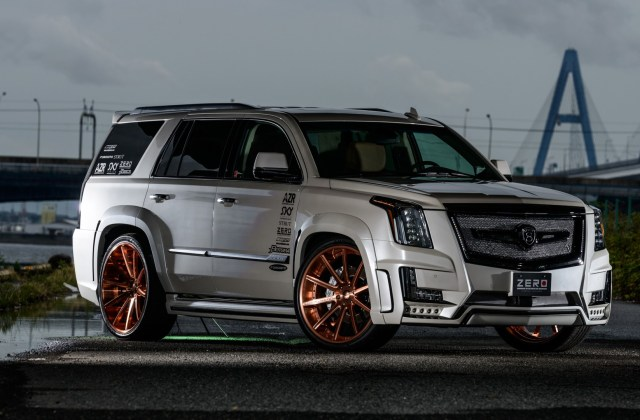 Zero Design Cadillac Escalade 2019 4k Wallpaper Hd Car Cts Coupe - Medium