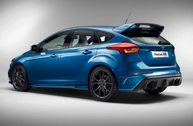 Ford Focus Rs 2016 Enters Hyper Hatch Territory With Photo Of - Medium