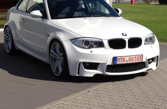 Bmw 1 Series M Coupe Replica Powered By The Old M5 S V10 2012 Special Editions - Medium