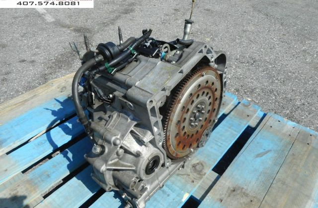 Used 2004 Acura Tsx Automatic Transmissions And Related Transmission - Medium