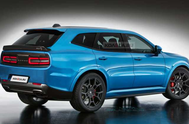 Dodge Challenger Suv Rendering Is So Wrong It S Right - Medium