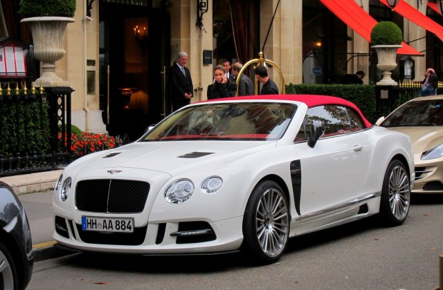 Bentley Le Mansory Gtc Ii 2012 15 September 2013 Continental - Medium