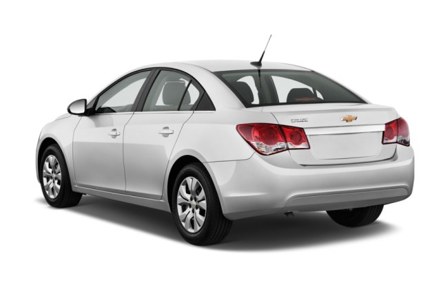 2013 chevrolet cruze chevy pictures photos gallery the ls - medium