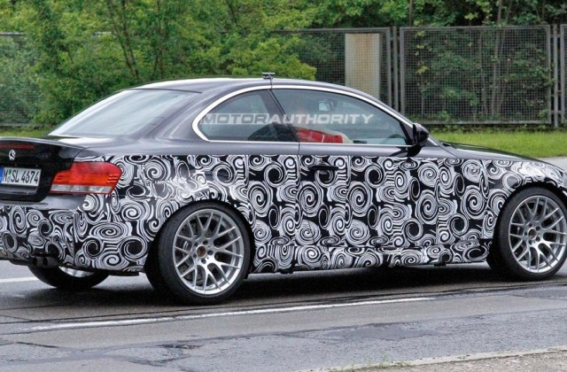 2012 Bmw 1 Series M Coupe Launch Dates Leaked Special Editions - Medium