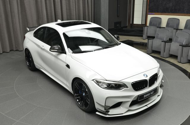 Bmw M2 Features Ac Schnitzer Aerodynamic Body Kit Sg 2017 - Medium