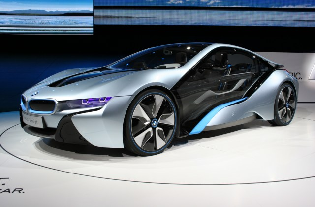Datei Bmw I8 Concept Iaa Jpg Wikipedia 2011 - Medium
