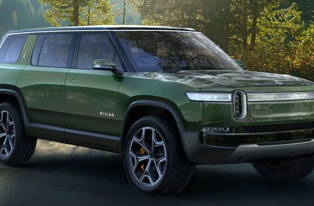 All Electric Rivian Pickup And Suv Take Charge Consumer - Medium