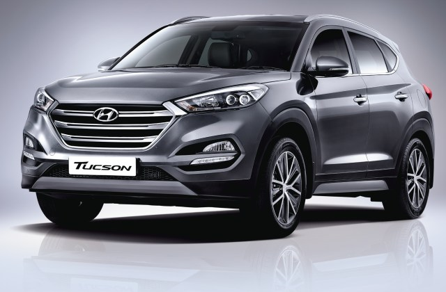 2019 hyundai tucson front side view full hd wallpaper image read - medium