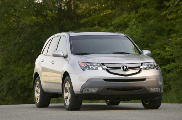 2007 Acura Mdx Review Top Speed 2004 Reviews - Medium