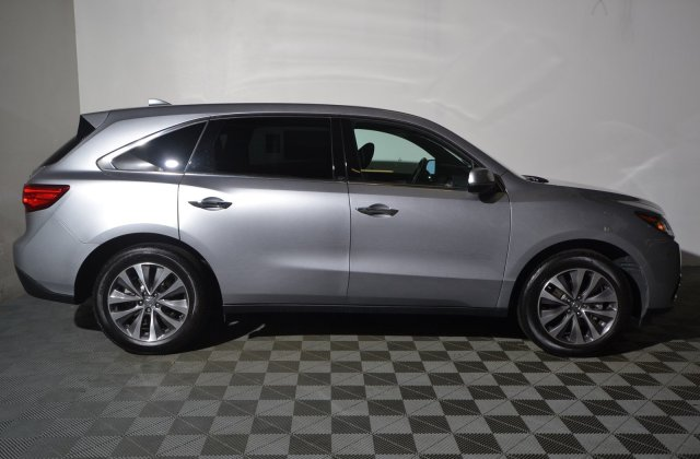 Acura Mdx In Washington For Sale Used Cars On Buysellsearch Of Seattle - Medium