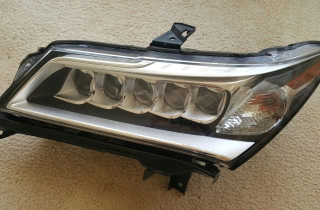 Amazing Acura Mdx Oem Led Left Headlight 2014 2015 2016 2017 2018 Headlights - Medium