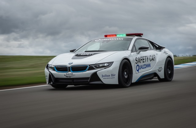 report bmw i8 to receive more power range safety features - medium