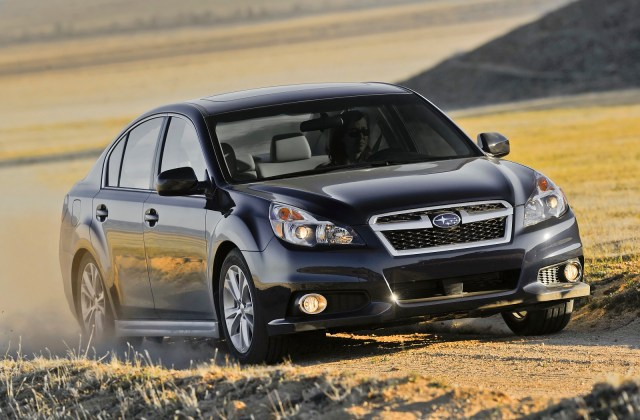 2014 Subaru Legacy Review Ratings Specs Prices And 4 Wheel Drive Cars - Medium