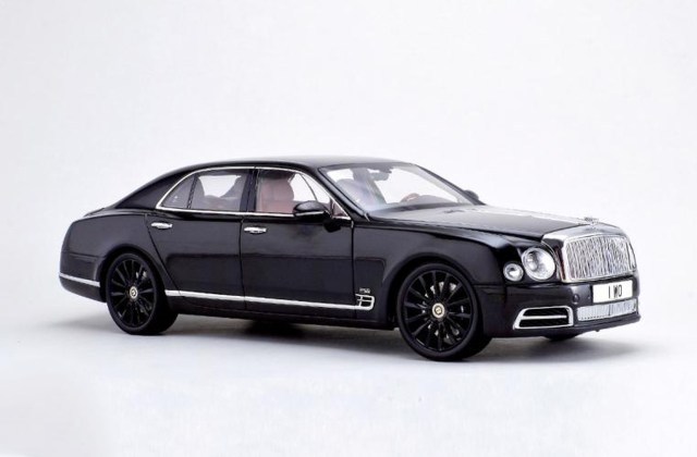 1 18 Almost Real Bentley Mulsanne W O Edition Wo Mulliner Century 100th Limited 2019 Wallpaper - Medium