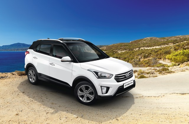 Hyundai creta white black color 4k images and wallpaper image read - medium