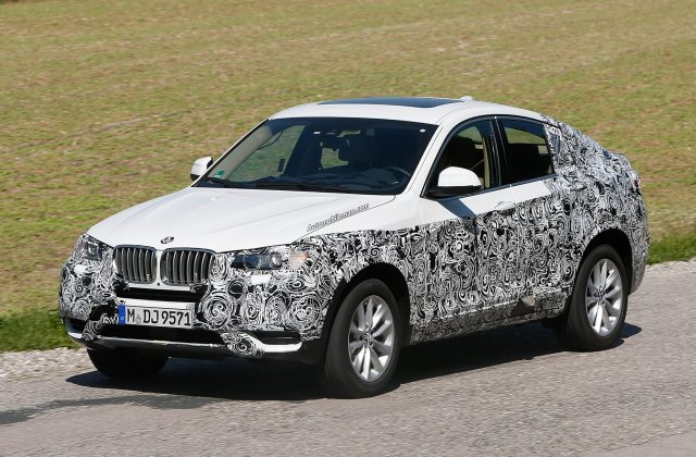 Report 2015 Bmw X4 To Debut At 2014 New York Auto Show 2013 Concept - Medium